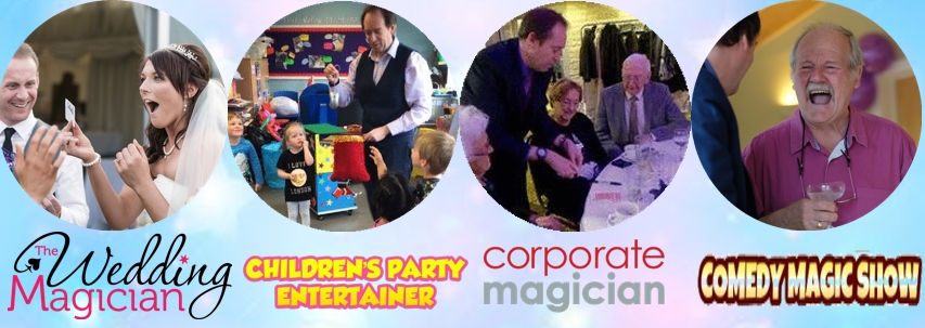 Magic for wedding and children'sy childrens shows